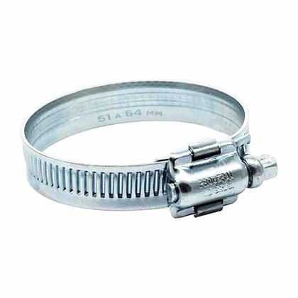"Abraçadeira de Metal 51 mm x 64 mm  BR 14 mm  2"" - 2.1/2"" RSF"