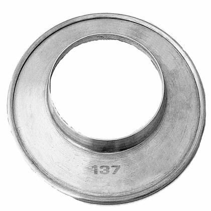 Aro de Arremate Alumínio 137 MM Aquecedor a Gás
