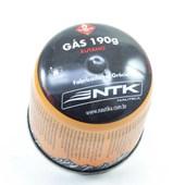 Cartucho De Gás Ntk 190g Butano Nautika