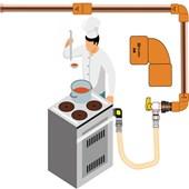 Conexões de cobre Cotovelo para Gás e Água Quente e Fria