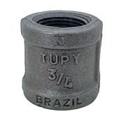 """Luva Tupy 3/4"""" NPT Média Pressão Classe 150 LBS"""