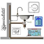 Mangueira Rao 1/2 X 3/4 Porca Gira 400mm Cromado