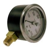 Manômetro Baixa Pressão Famabras 0/600 Mbar 62 MM