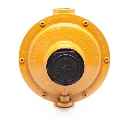 Regulador de Gás Aliança 12 kg/h Laranja