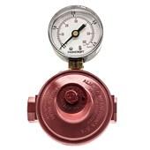 Regulador de Gás Aliança 76501/01 manômetro