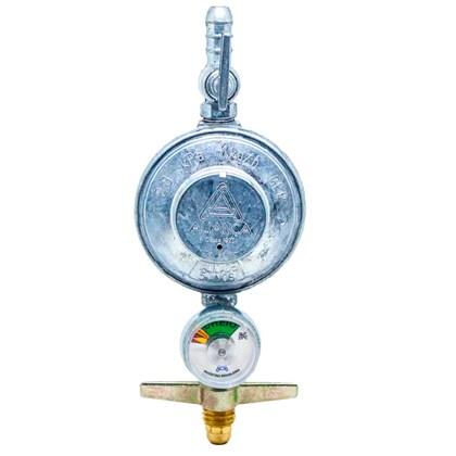 Regulador De Gás Aliança Blíster 504/01 1 Kg/h Manômetro