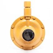 Regulador De Gás Aliança GLP 76510/01 50 Kg/h Laranja