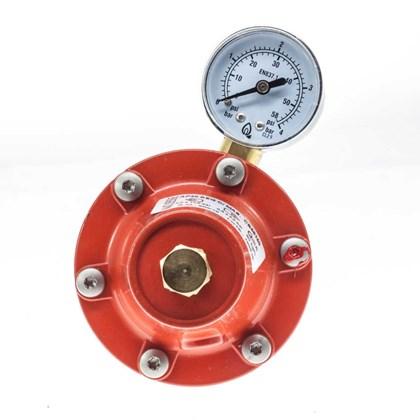 Regulador de Gás AP40 60 Kg/h com Manômetro