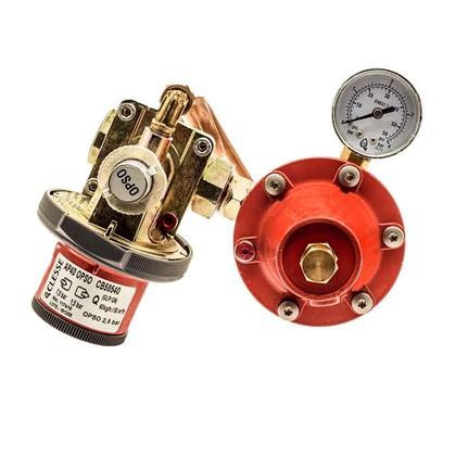 Regulador De Gás Ap40 Opso + Manômetro