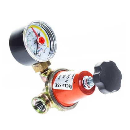 Regulador De Gás Apr85 8 Kg/h + Manômetro