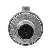 Regulador de Gás Baixa Pressão EXPERT 4 kg/h GLP Cinza