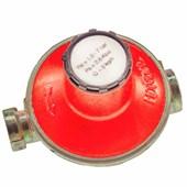"""Regulador de Gás Mondial 5 kg/h 1/4""""x3/8"""""""
