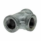 Tee Galvanizado NPT Tupy Ferro Maleável